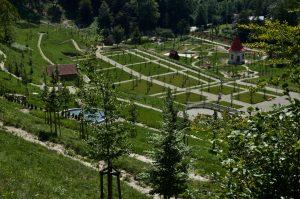 Pernštejn park2