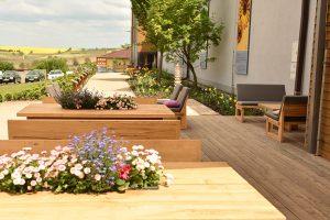 bylinková zahrada 3 Čejkovice požádat o povolení